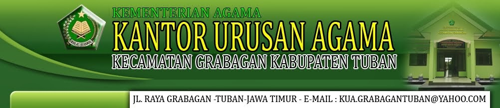 BLOG KUA GRABAGAN