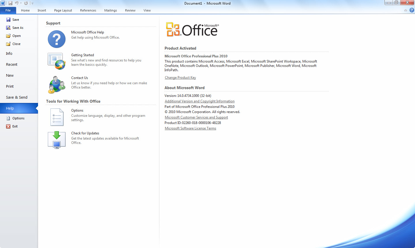 how to download microsoft office 2010 toolkit
