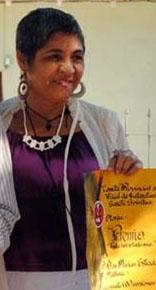 Miriam Estrada Medina: exponente de la vanguardia artística guaimareña
