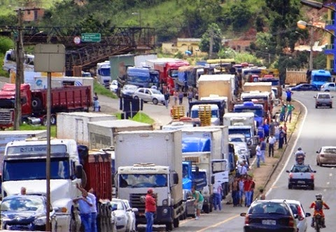 O que mais chamou atenção foi o número de motoristas multados pelos inspetores da PRF
