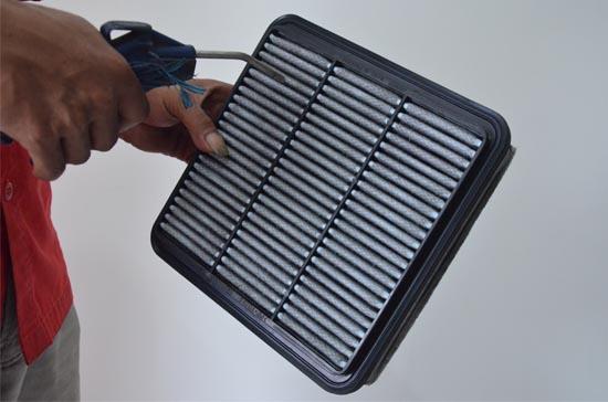 Tips Hemat BBM dengan Menjaga Kebersihan Saringan Udara [PART 2]