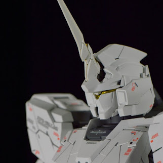 Perfect Grade Unicorn Final Battle Version