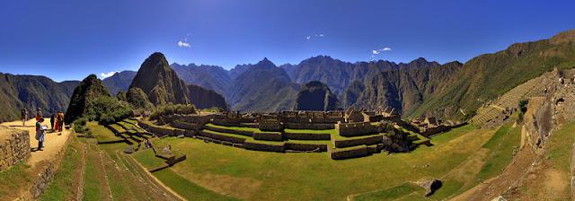 Viaja a Machu Picchu, Perú