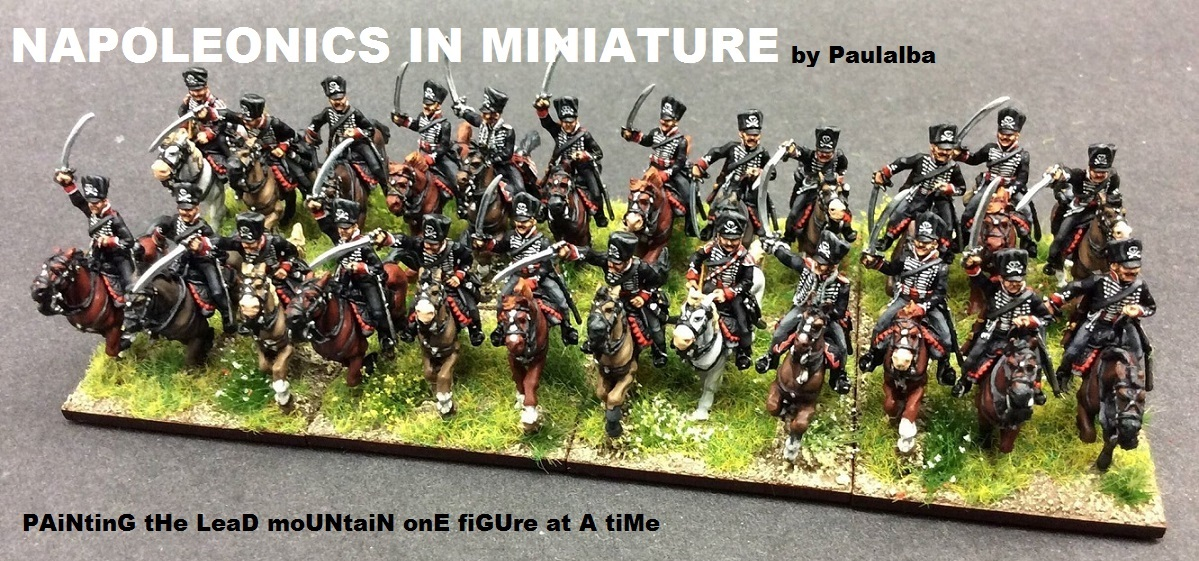 Napoleonics in Miniature