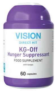 KG-Off Hunger Suppressant