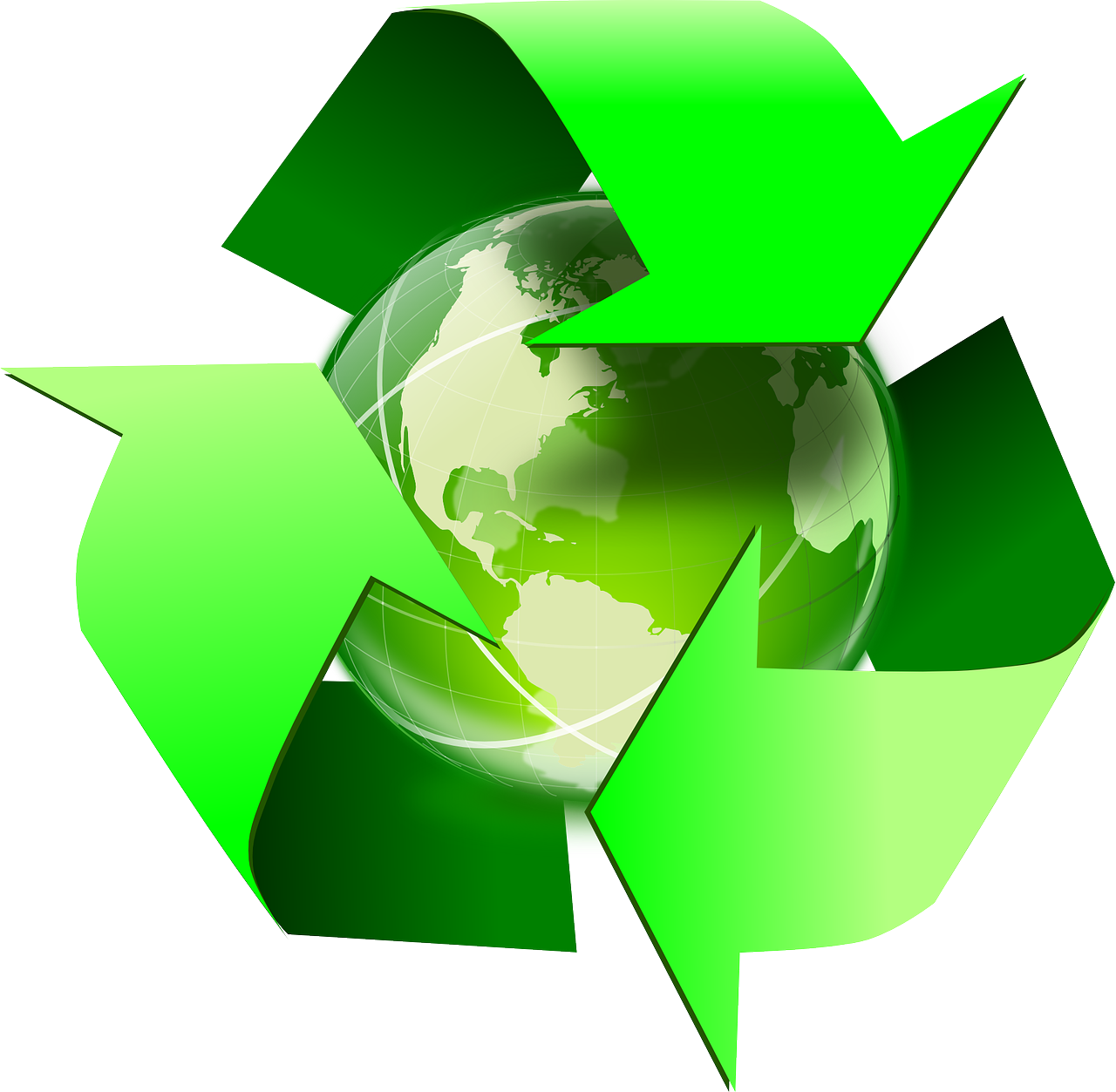 Recycle, Reduce, Reuse Icon