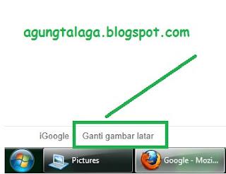 Cara Mengganti Latar Halaman Utama Google