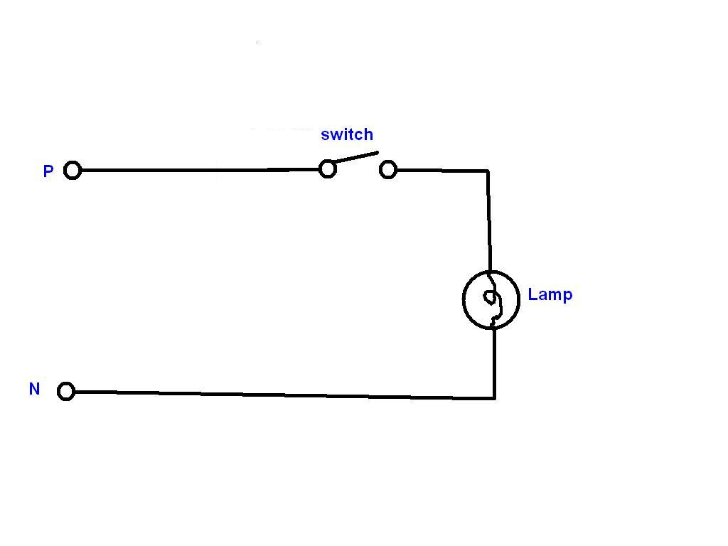 Open And Closed Series Parallel Circuits Circuit 1024x768