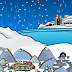 ¡Fuegos artificiales en Club Penguin!