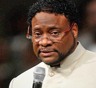 from Micheal bishop eddie long march against gay