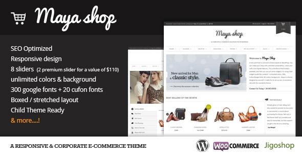 MayaShop-Flexible-Responsive-WordPress-e-Commerce-Theme