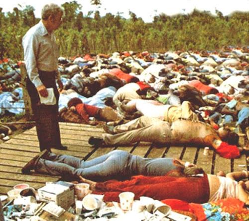 Jonestown e o maior suicídio em massa da humanidade