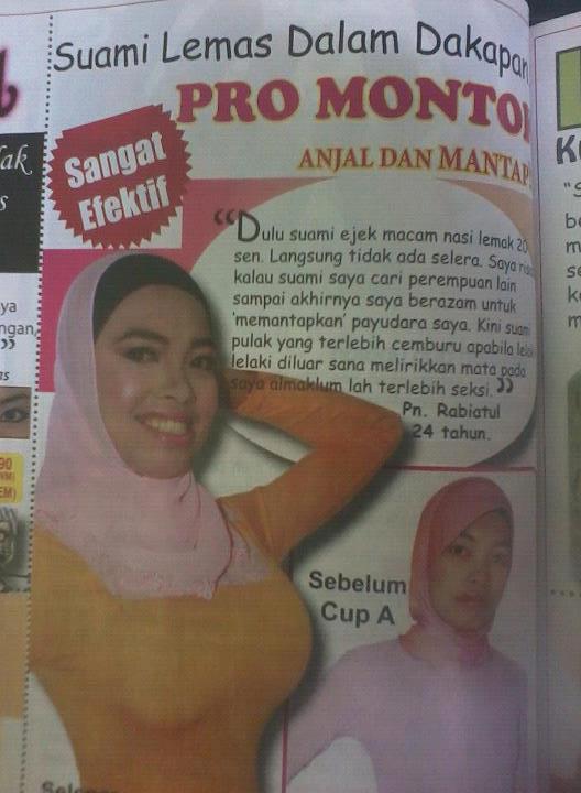 Sejauh Mana Orang Malaysia Suka Benda Lucah?