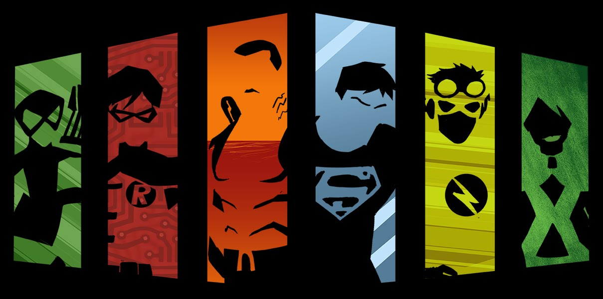 A tribute to the new Cartoon Network animated series, Young Justice.
