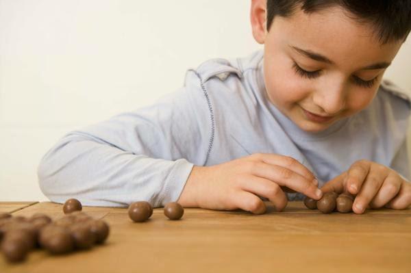 Обучение счету при аутизме