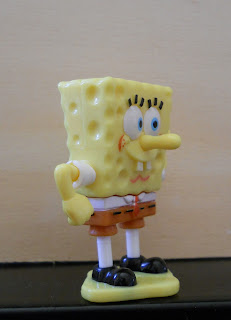 SpongeBob SquarePants magic kinder