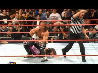 The Montreal Screwjob ( La Traición de Montreal )