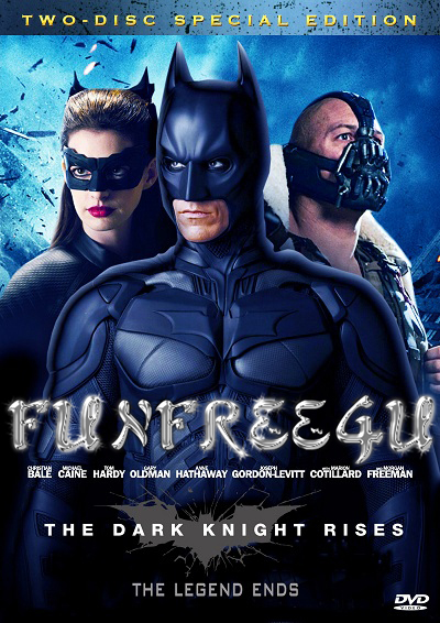 The Dark Knight Rises (2012) Watch Online in Hindi