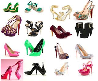 Trend Sepatu Terbaru 2013 1 Model Sepatu Wanita 2013 Yang Lagi Musim Saat Ini