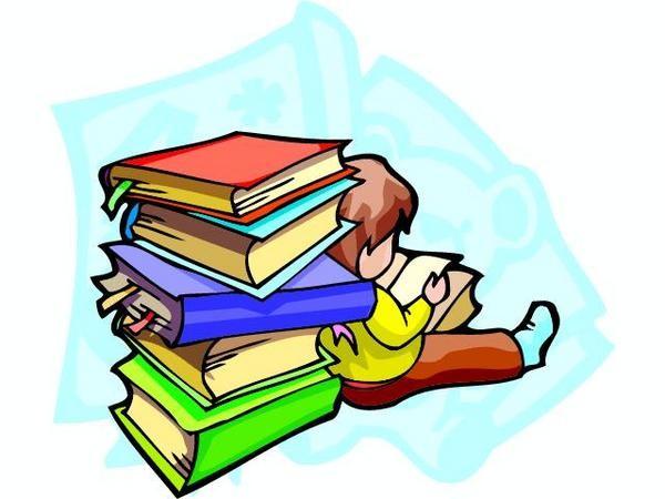 Imagenes de niños leyendo y escribiendo - Imagui