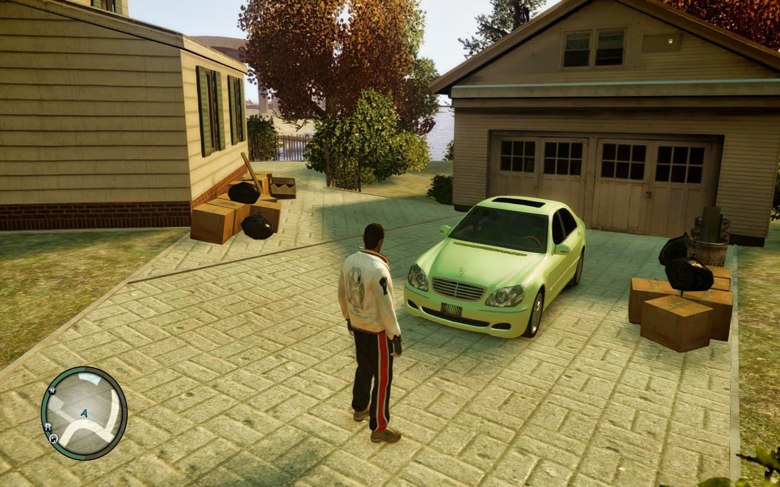GTA 4 Maximum Graphics Repack