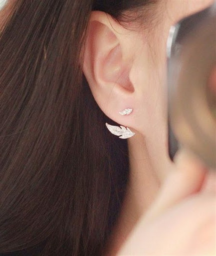 desain dan model perhiasan anting wanita 2017/2018
