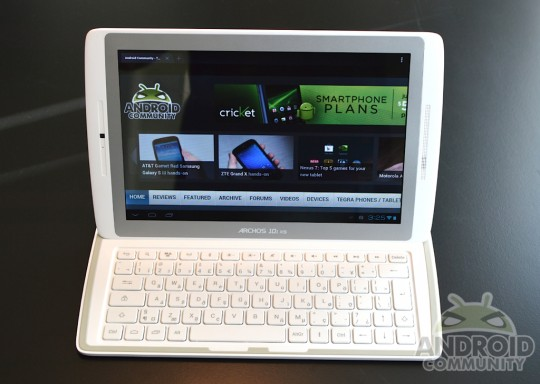Archos 101 XS Tablet Android Ultra Tipis