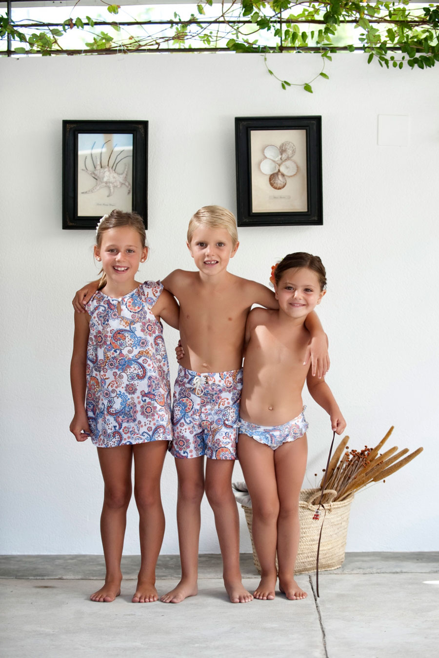 Baño Infantil Maricruz:Mariposas en la moda: MÁS MODA INFANTIL: EL ESTILO EN TRAJES DE BAÑO