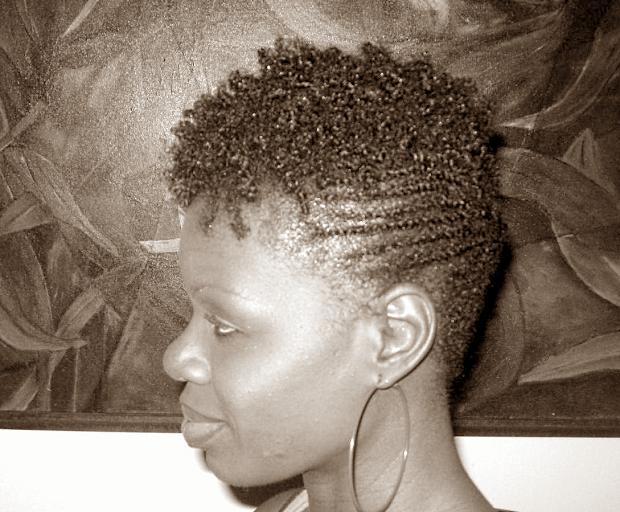 flat twist updo natural hair