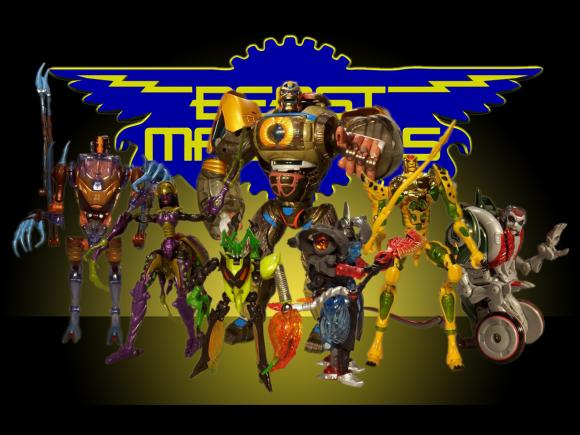 Beast Machines Image