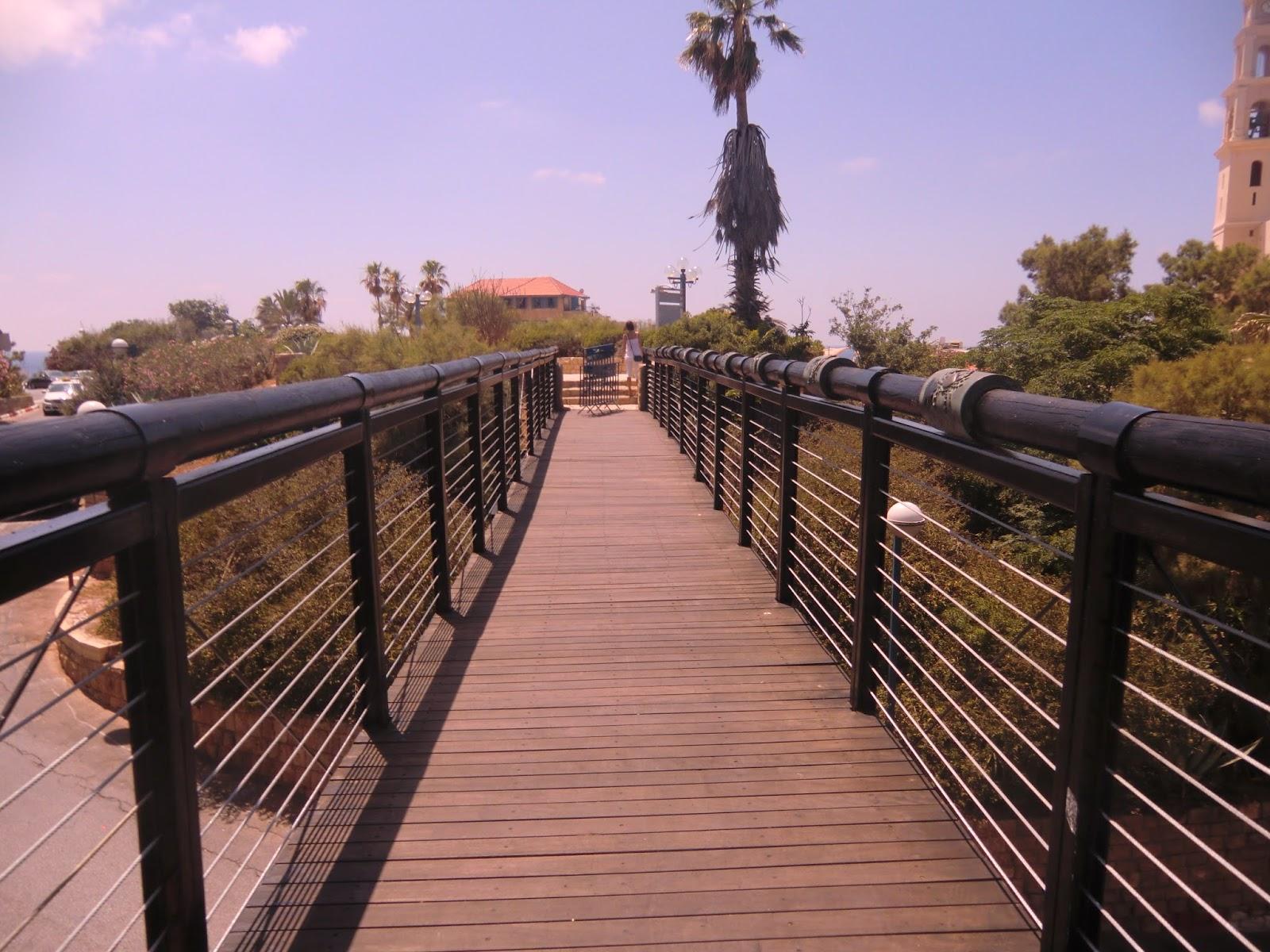 Мост-Желаний-Яффо