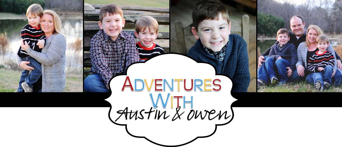 Adventures with Austin & Owen