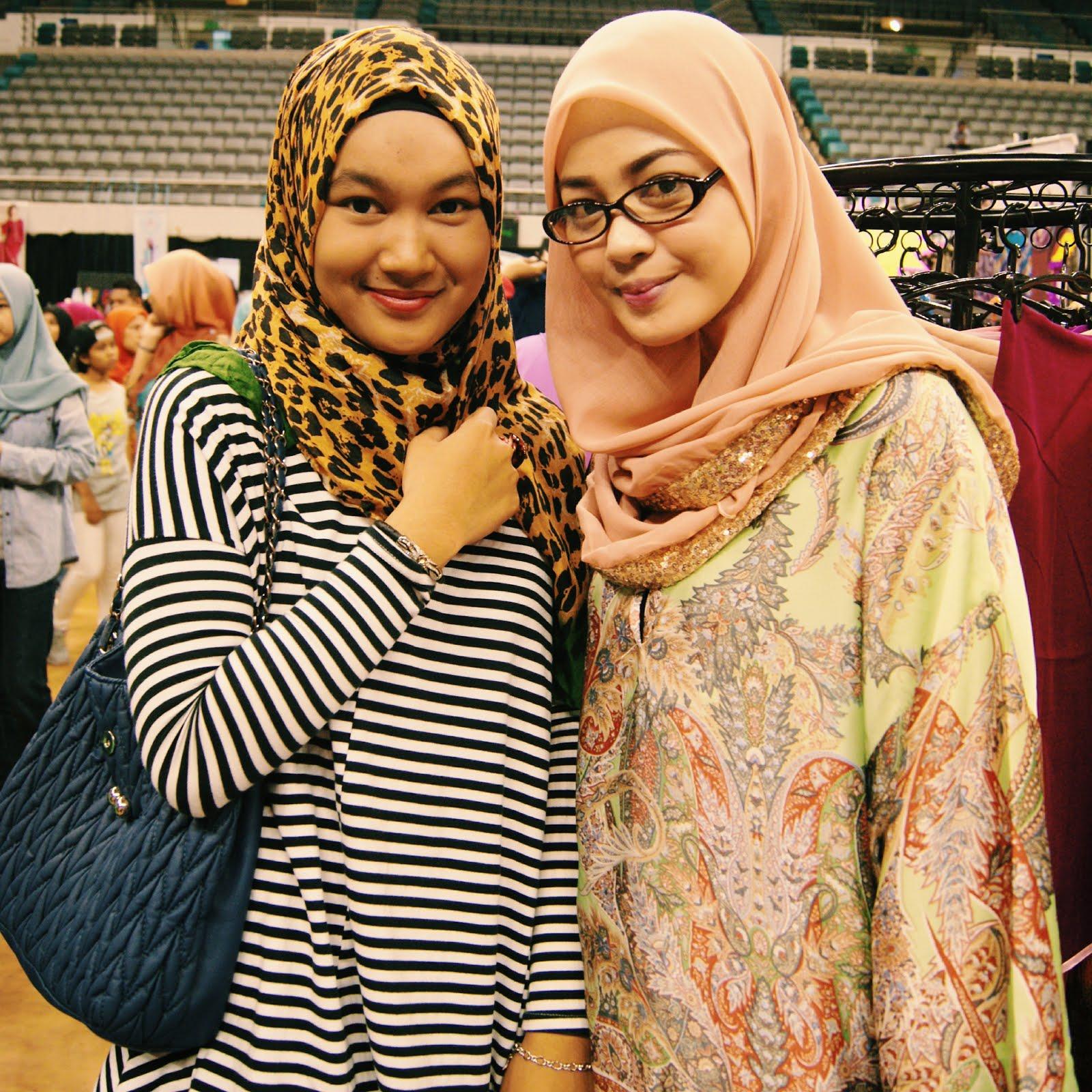 Met Ameera Zaini (2014)