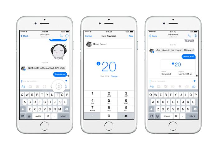 بالفيديو: الإعلان عن ميزة جديدة على تطبيق Facebook Messenger