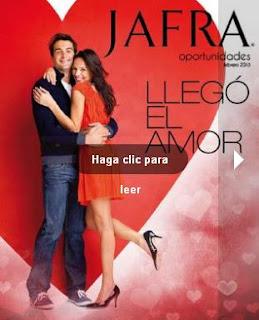 catalogo jafra febrero 2013