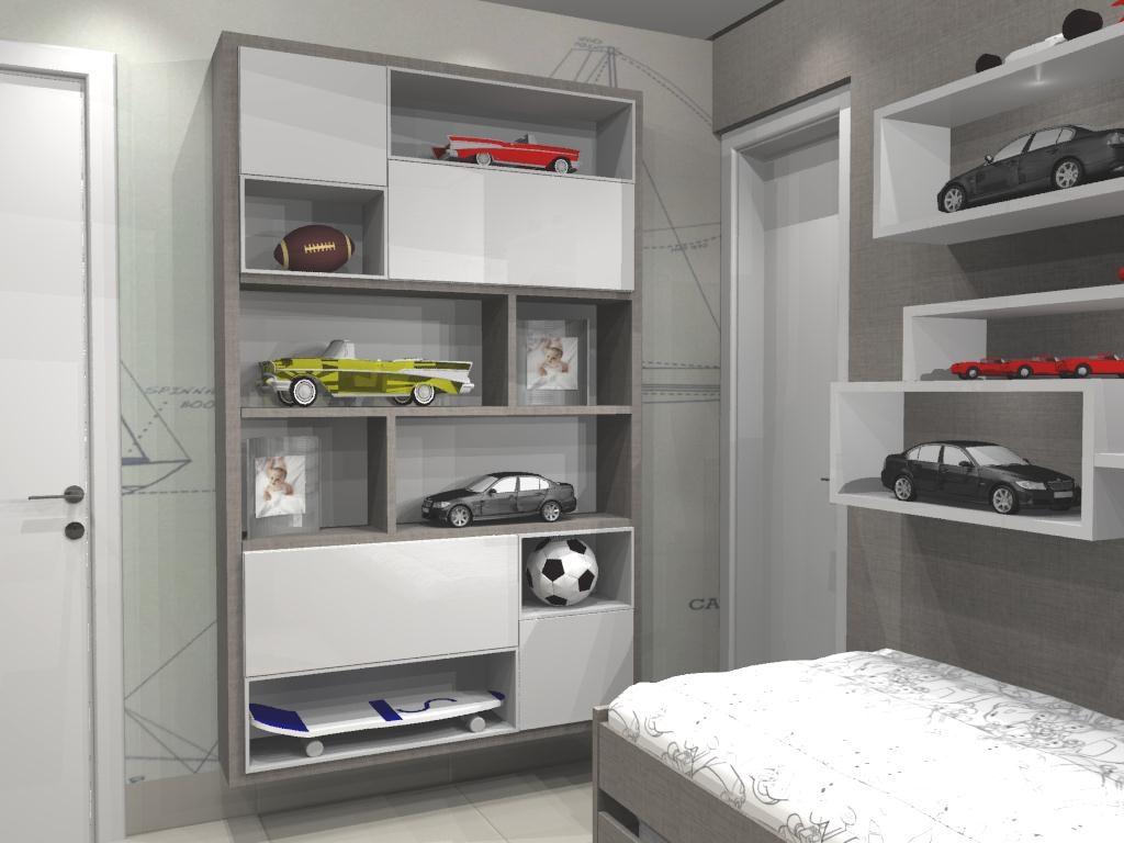 decoracao de interiores quarto de rapaz : decoracao de interiores quarto de rapaz:este quarto foi planejado para um pequeno rapaz amante de carros