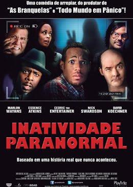 Assistir Online Filme Inatividade Paranormal Dublado