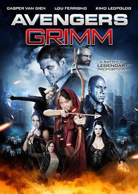 Las Vengadoras de Grimm – DVDRIP LATINO