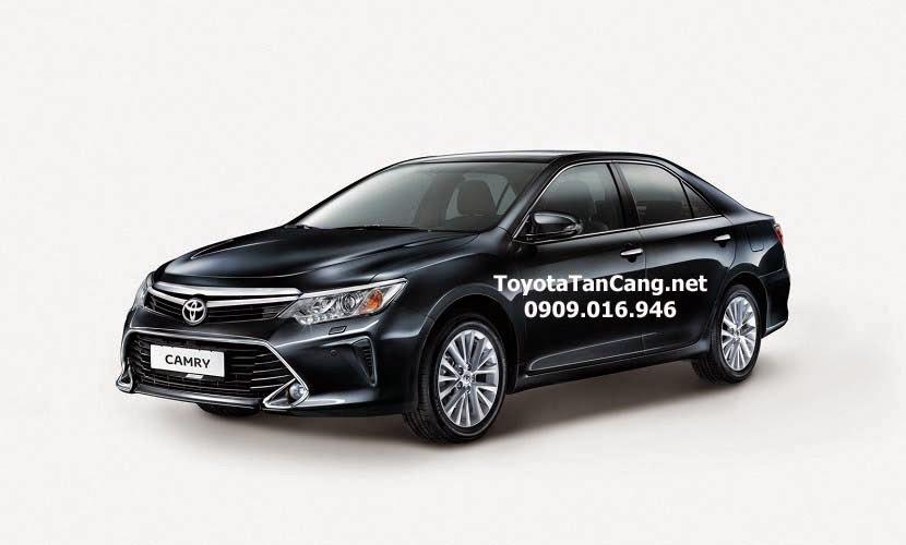 2015 Toyota Camry toyota tan cang 30 -  - 5 dòng xe bán chạy nhất tại Toyota Tân Cảng