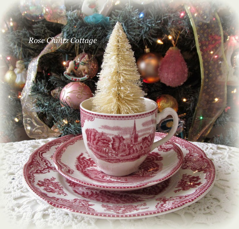 Click to visit my old-fashioned Christmas tea
