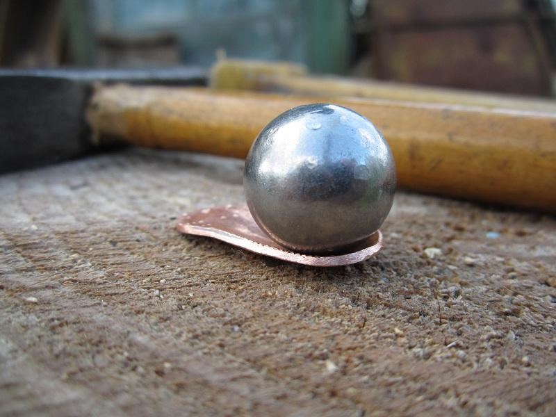Самодельная блесна из монет своими руками 36
