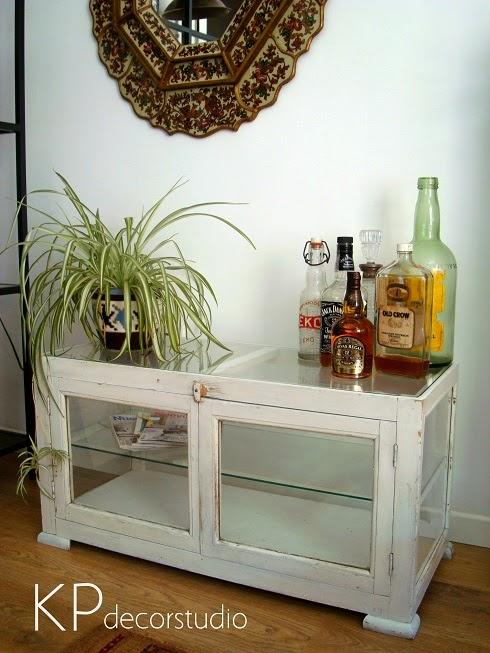 Mueble vitange