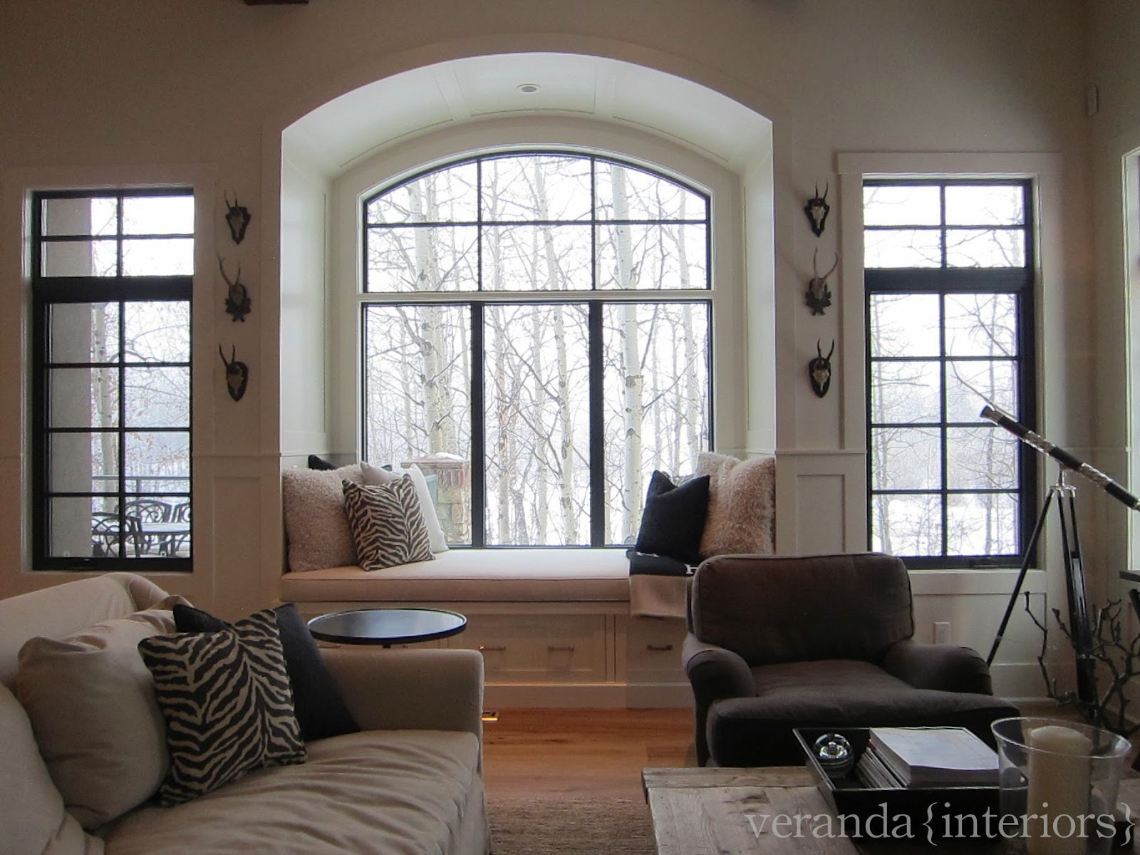 My favorite room veranda interiors la dolce vita for Veranda window design