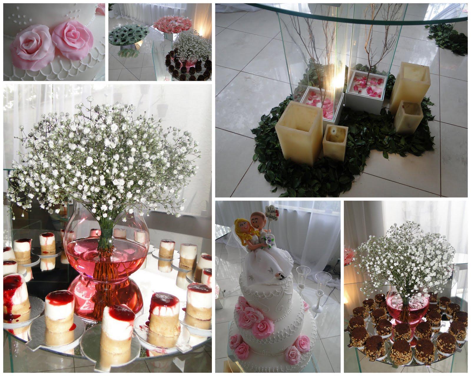 Arranjo de Mesa Para Casamento Fotos e Modelos » TP