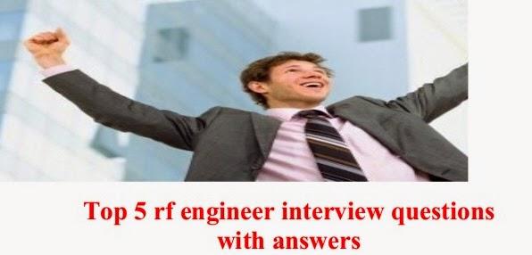 Rf Engineer Resumes - postjobfree