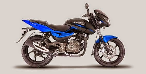 Bajaj Pulsar DTS-i 180 Sapphire Blue