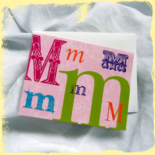 custom notecards for mother's day