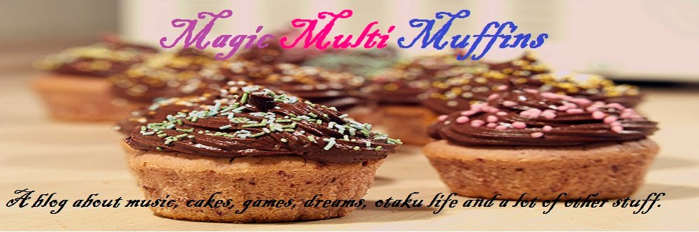 Magic Multi Muffins