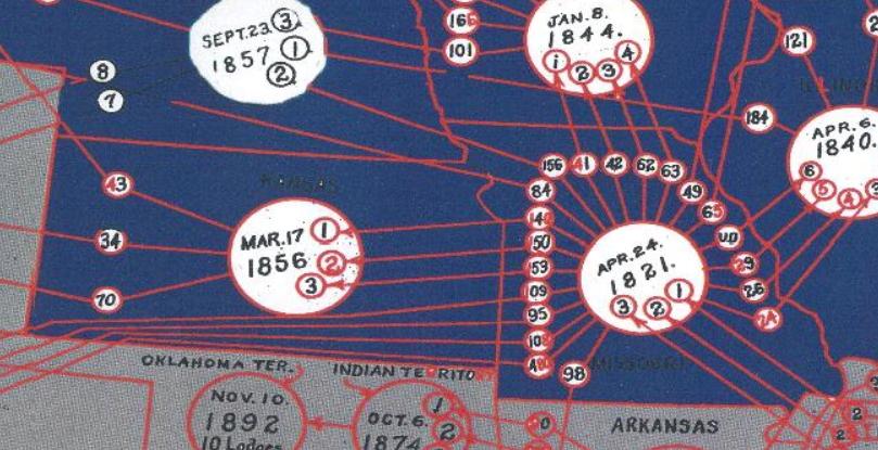The Midnight Freemasons: Genealogy of the United States ...