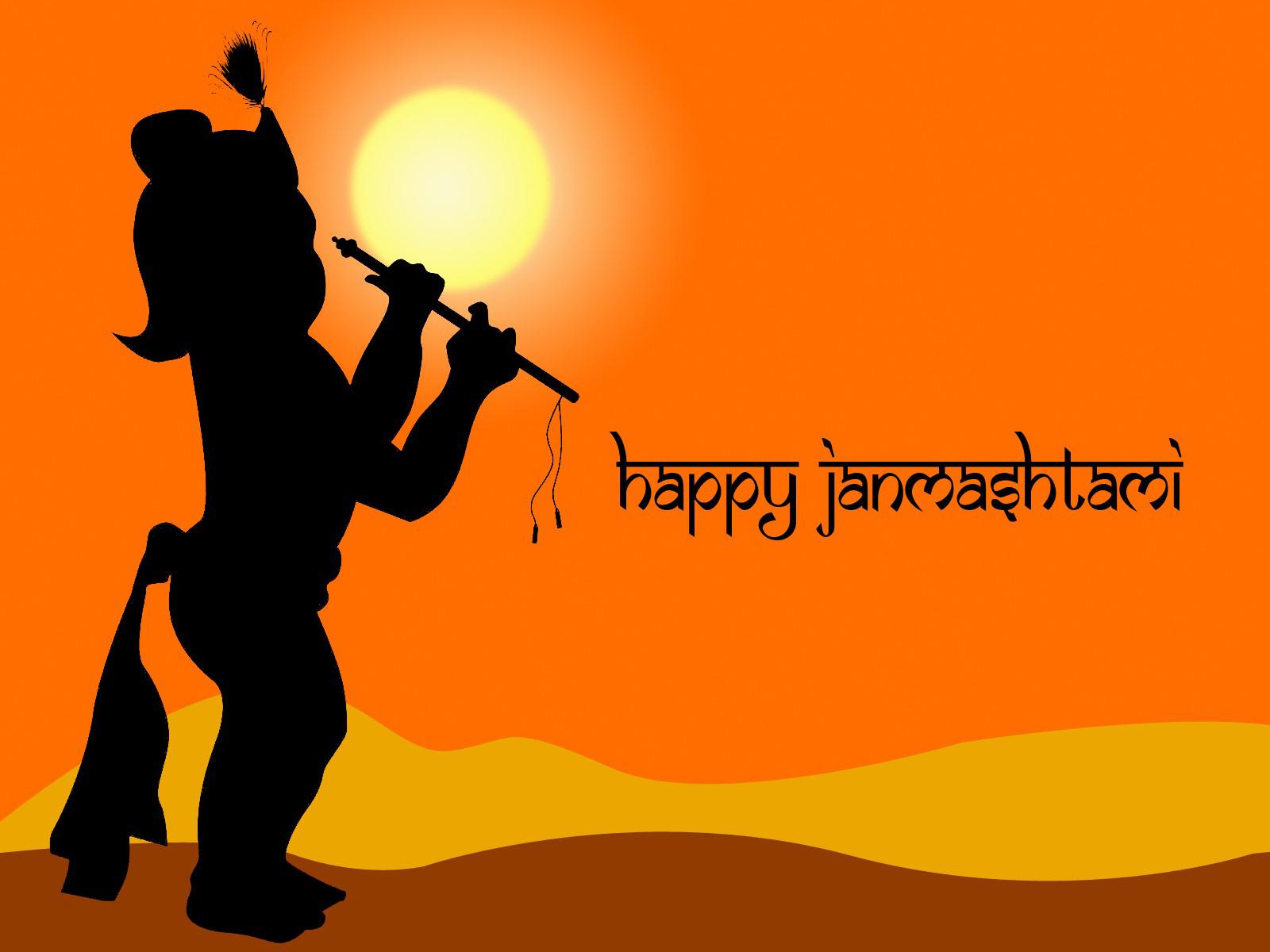 Ravishment Happy Krishna Janmashtami Celebration and Birthday